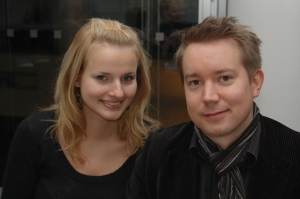 Elin och Fredi